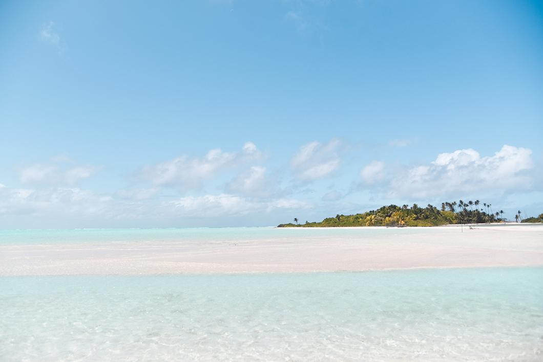 Tetiaroa, Top des plus belles plages en Polynésie Française