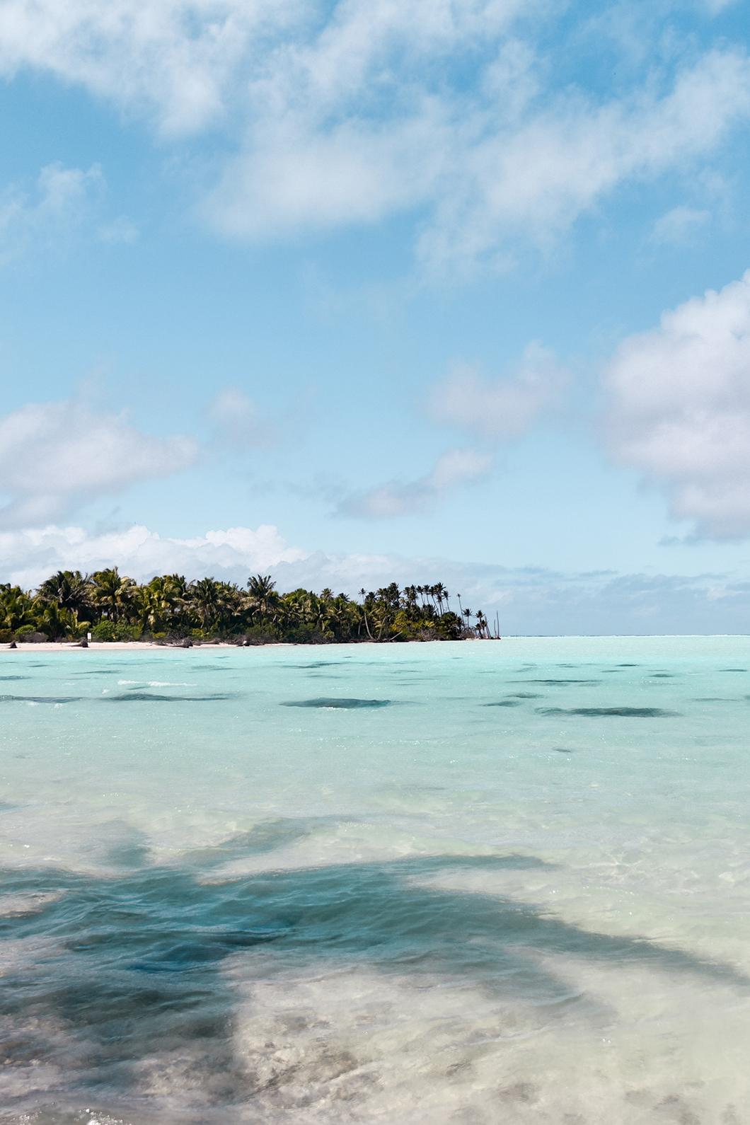 Organiser une journée sur l'île de Tetiaroa avec Poe Charter