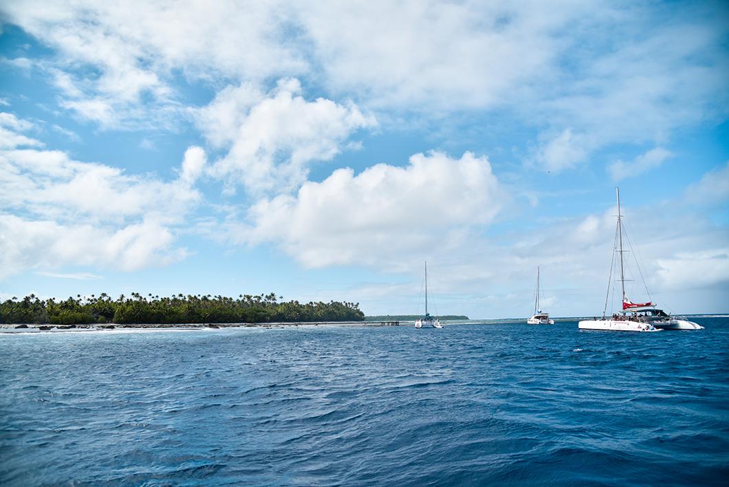 Excursion d'une journée à Tetiaroa en bateau