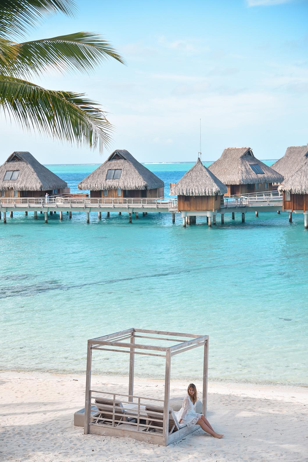 Les plus beaux hôtels de la Polynésie Française