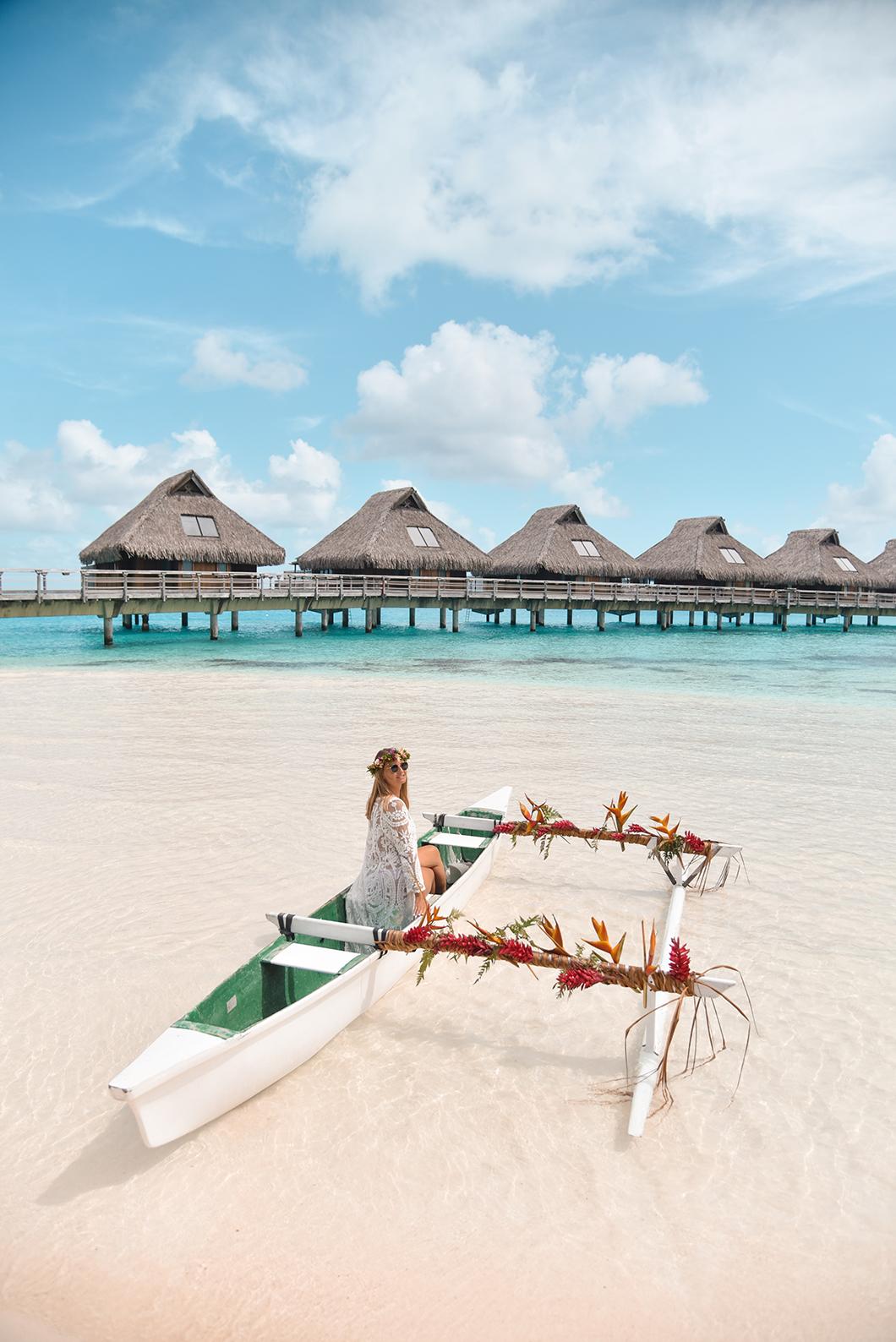 Guide d'un voyage en Polynésie Française de 3 semaines