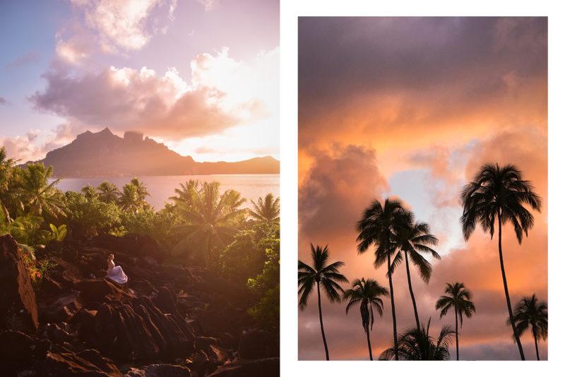 Visiter l'Archipel de la Société en Polynésie Française