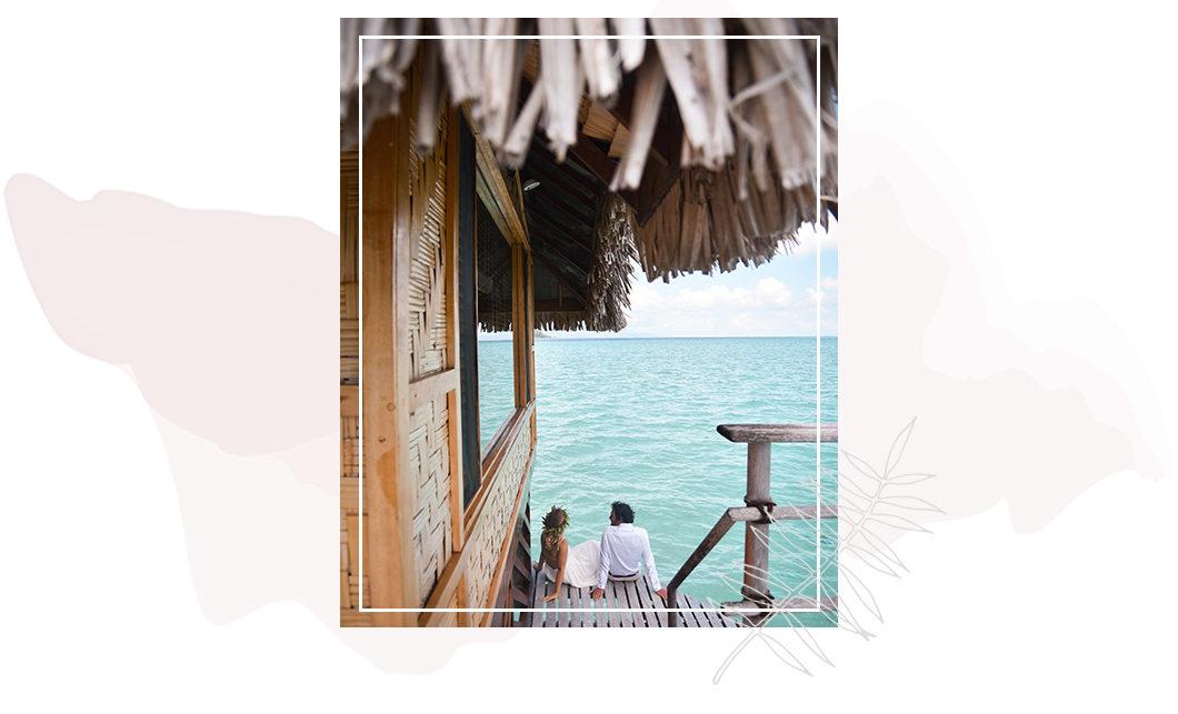 Voyage romantique en Polynésie Française