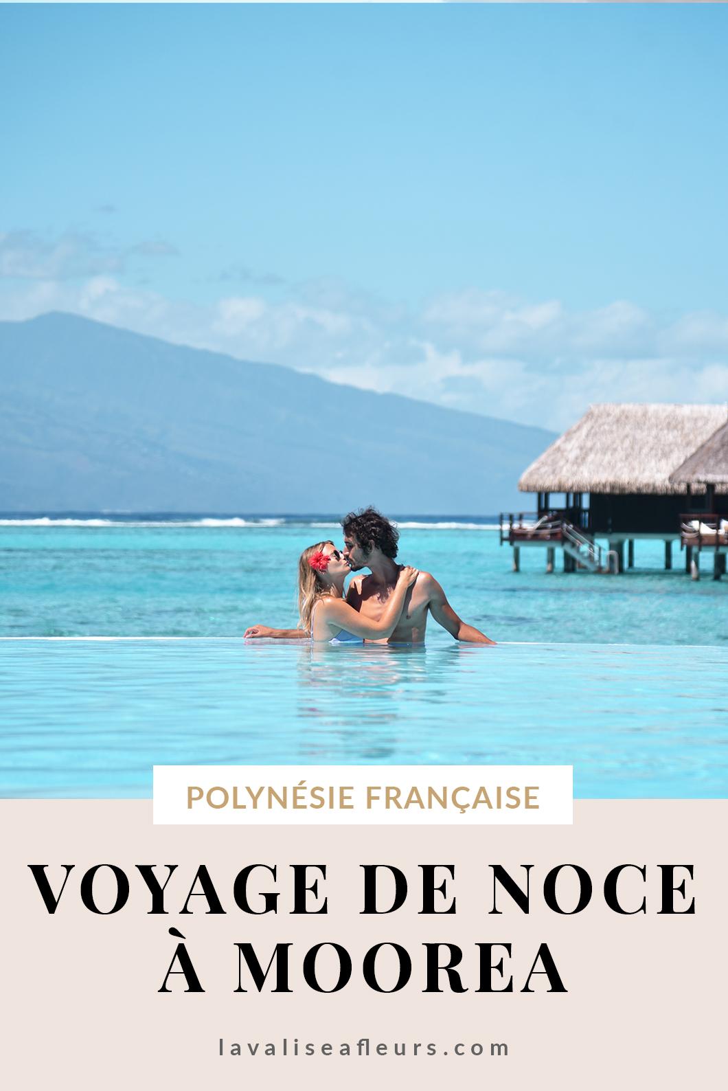 Organiser son voyage de noce à Moorea en Polynésie Française
