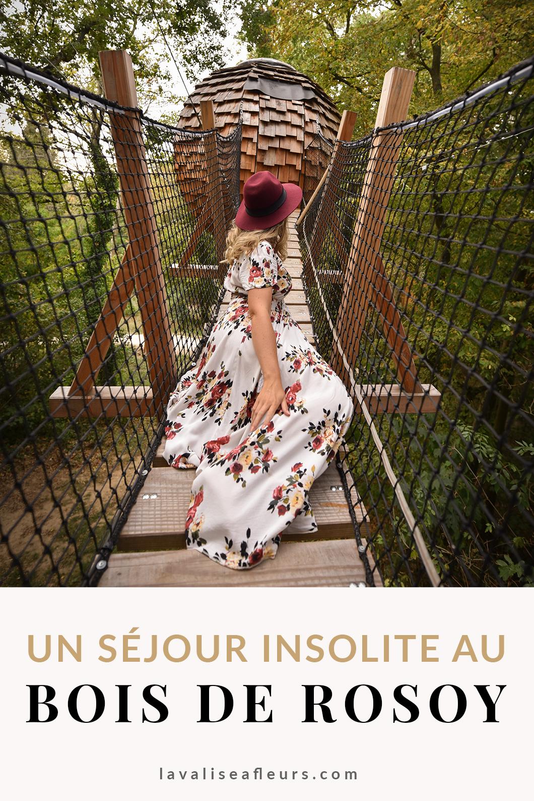 Un séjour insolite en France dans une cabane au Bois de Rosoy