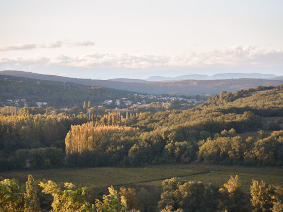 Un week end en Provence Occitane
