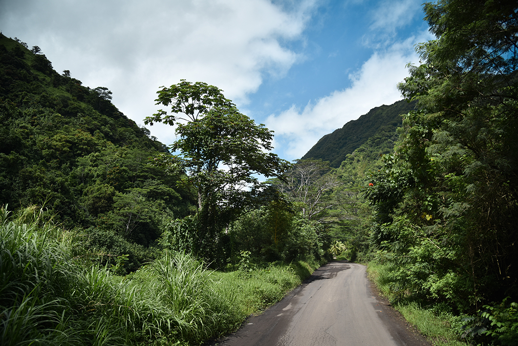 Notre programme de 4 jours à Tahiti