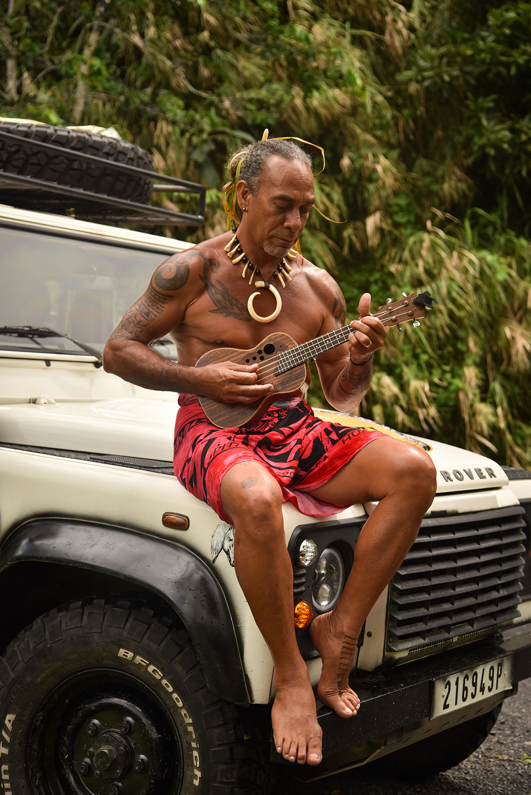 Découverte de la Vallée de Papenoo avec Teiva de Tahiti Discovery