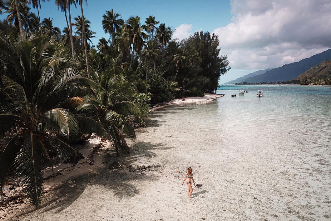 Chiller à la plage du Coco Beach