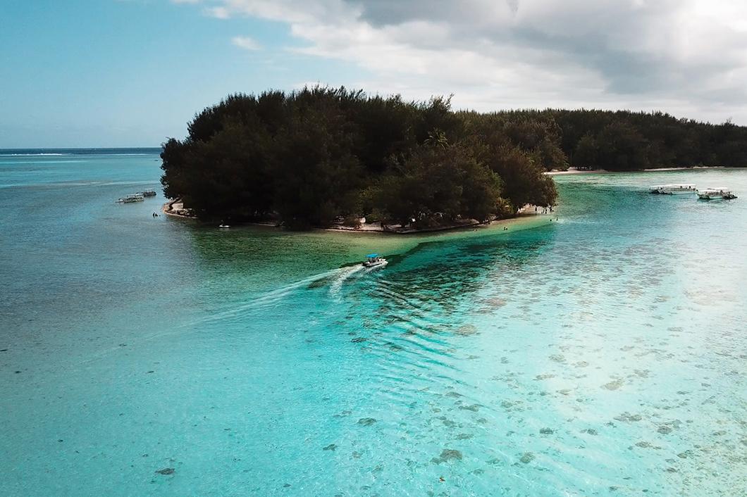 Organiser son voyage à Moorea en Polynésie Française