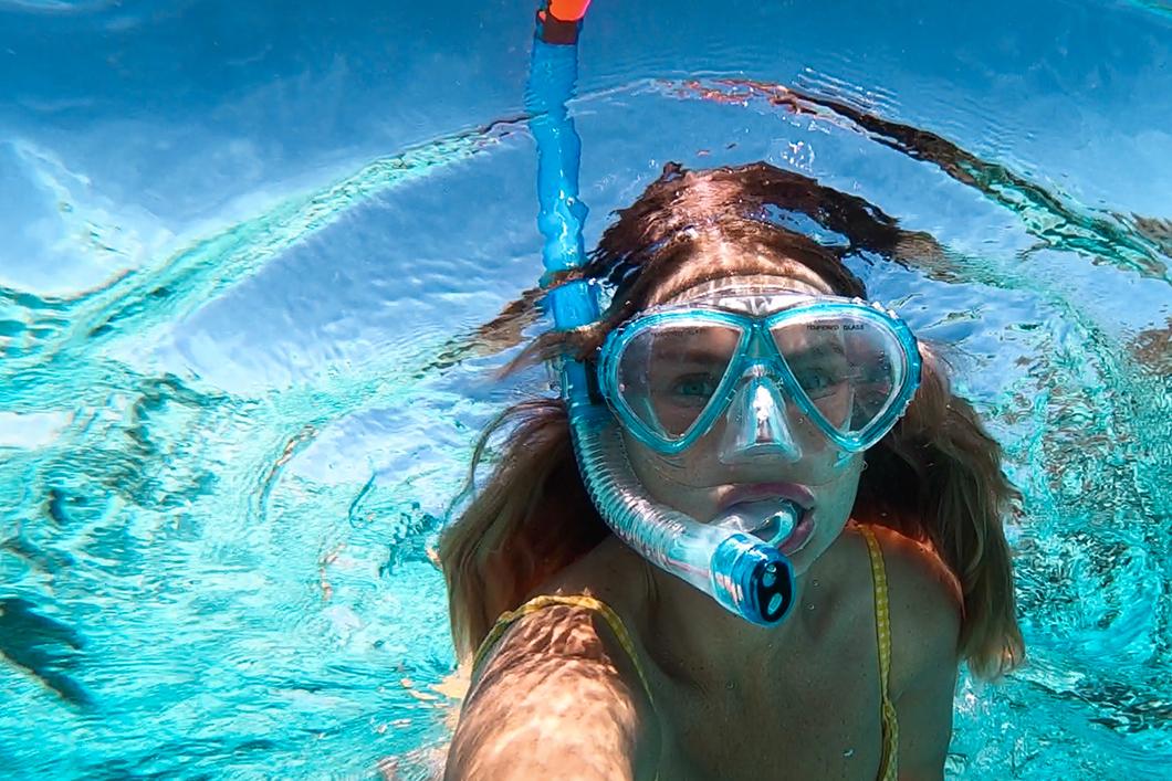Où faire du snorkeling à Moorea ? La plage de Temae