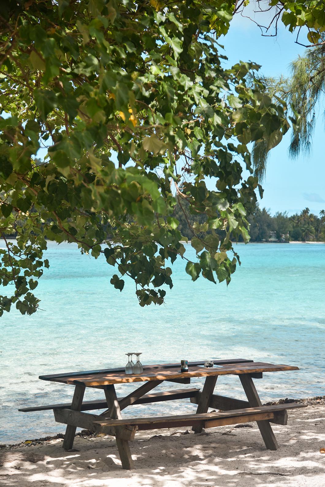 Où manger à Moorea ? Le restaurant Coco Beach