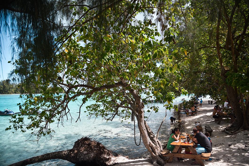 Le Coco Beach, le meilleur restaurant de Moorea