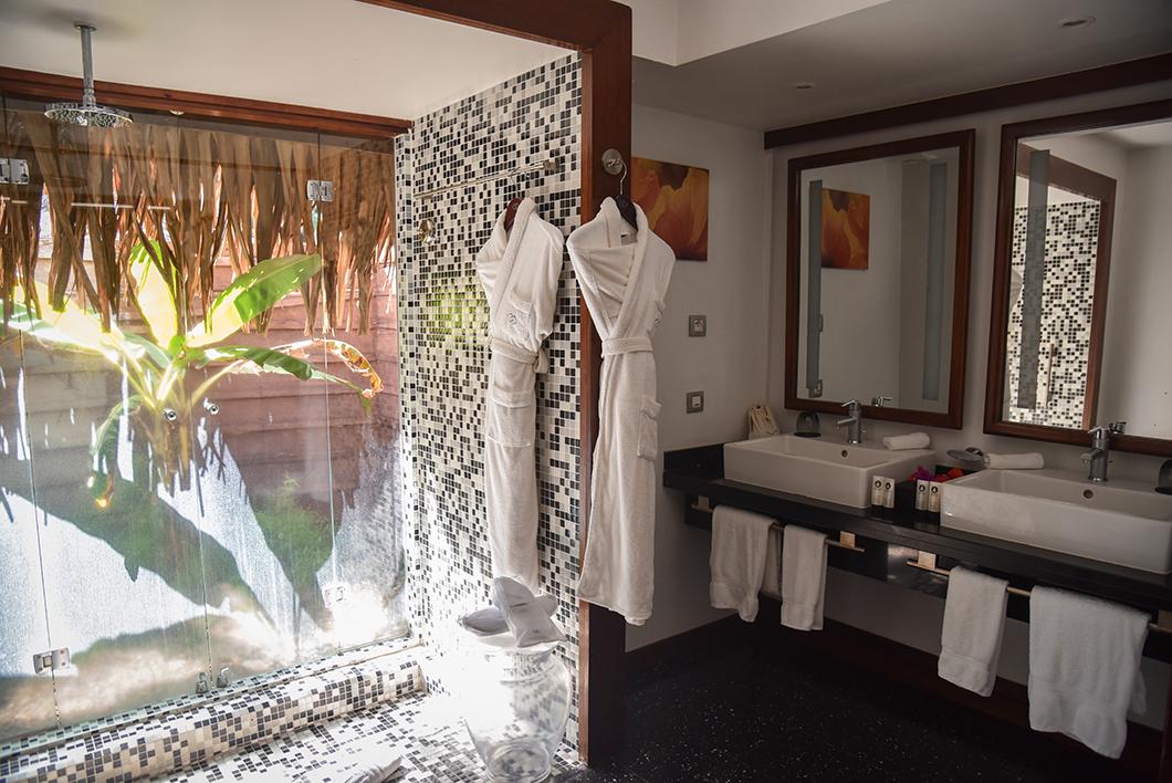 Chambre à l'hôtel Sofitel Ia Ora Beach à Moorea
