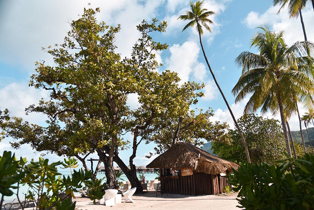 Le Sofitel Ia Ora Beach, superbe hôtel à Moorea
