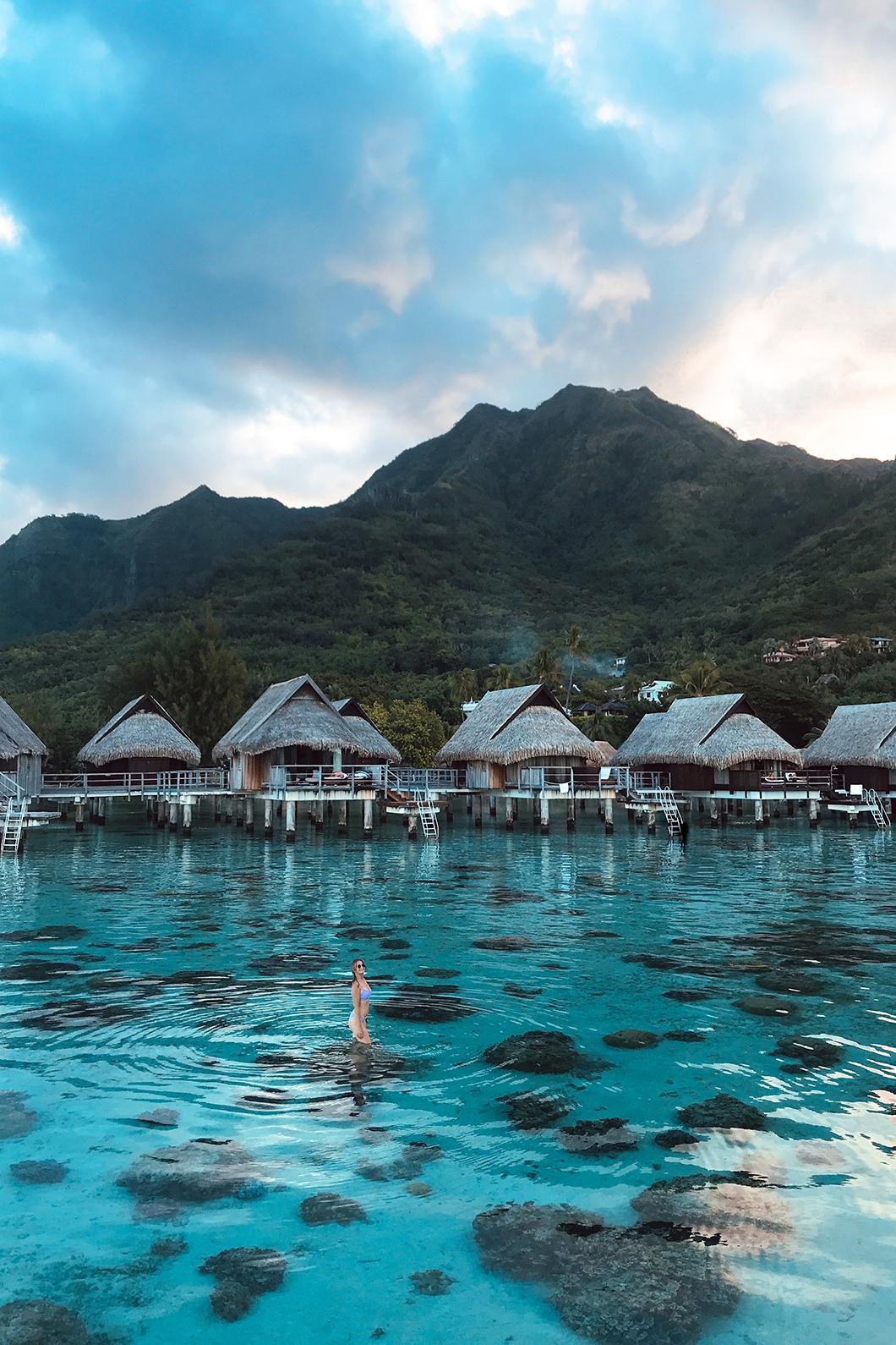 Les plus beaux hôtels sur pilotis de la Polynésie Française