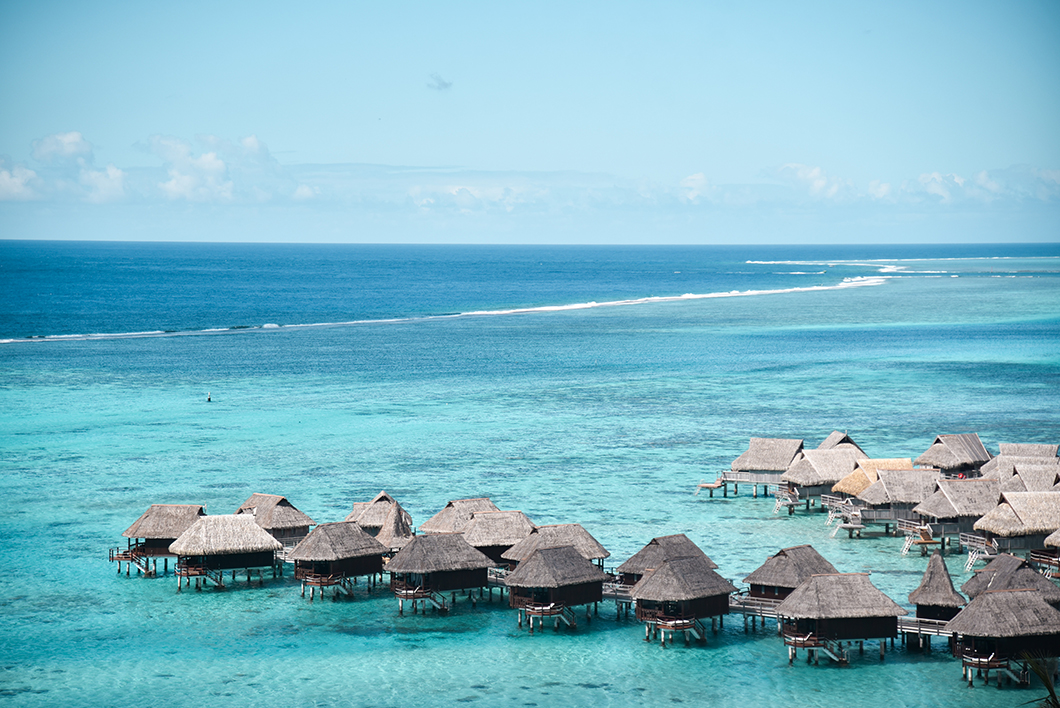 Les plus beaux hôtels de Moorea, le Sofitel Ia Ora Beach