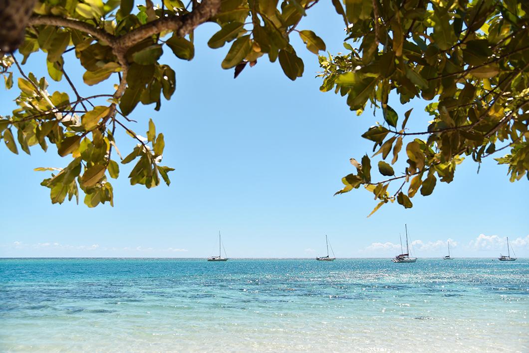 Nos plages préférées à Moorea