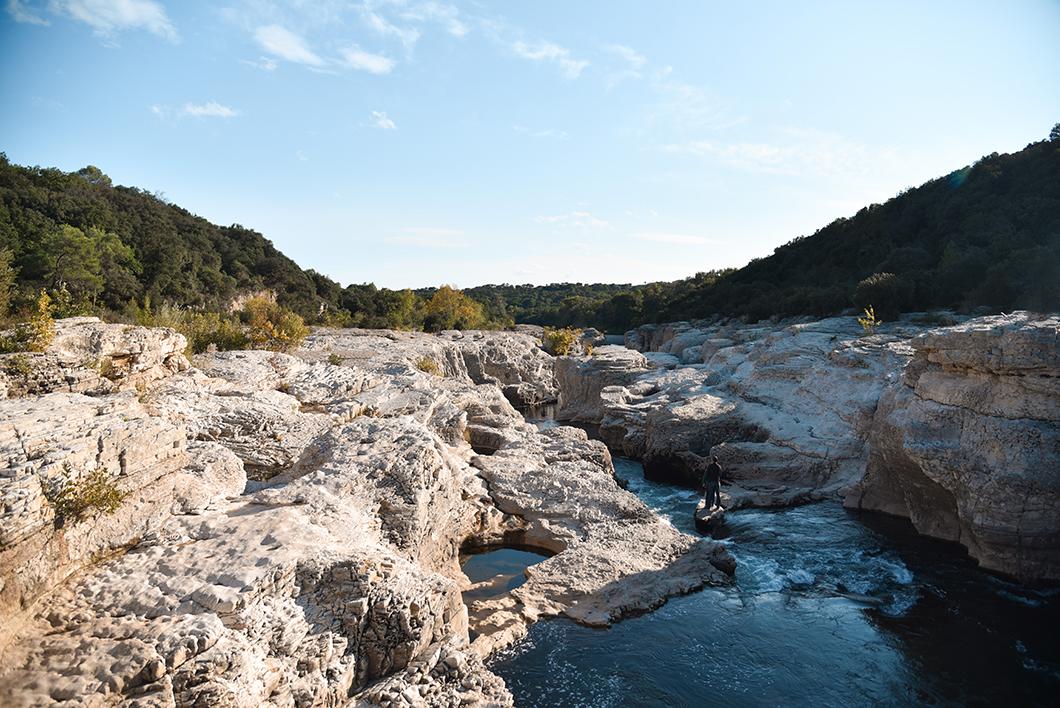 Les Cascades du Sautadet, visite à faire en Provence Occitane