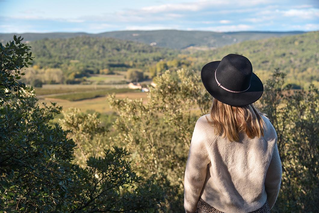 Week end en France, au domaine de Gressac