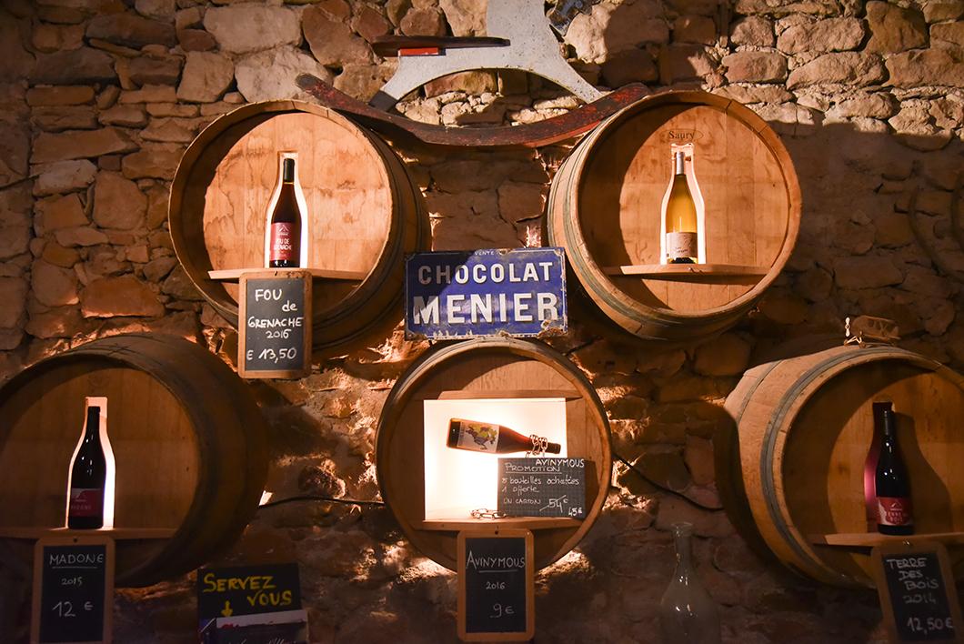 Les vins du Domaine de Gressac