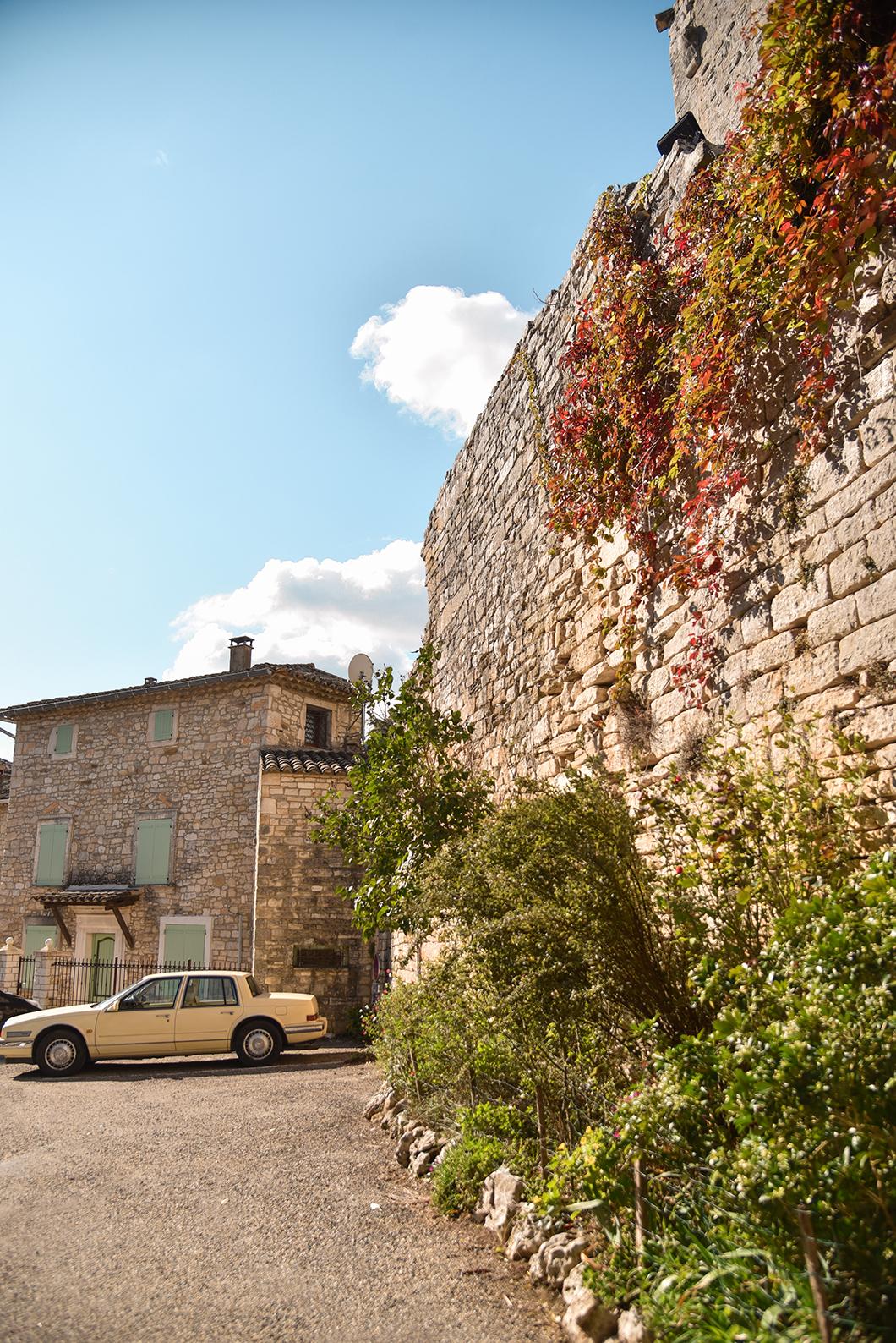 Découverte de Montclus, l'un des plus beaux villages de la Provence Occitane