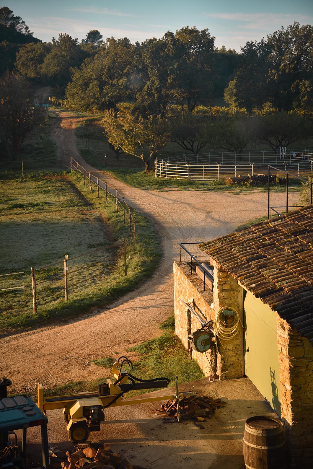 Week end dépaysant en Provence Occitane au Domaine de Gressac