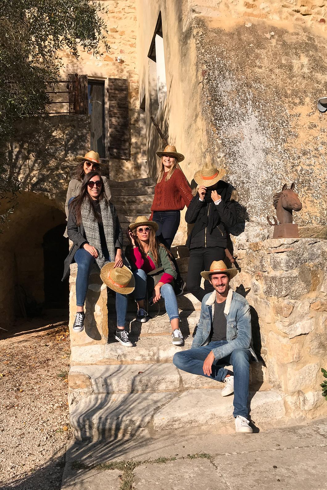 Partir en week end en Provence Occitane au Domaine de Gressac