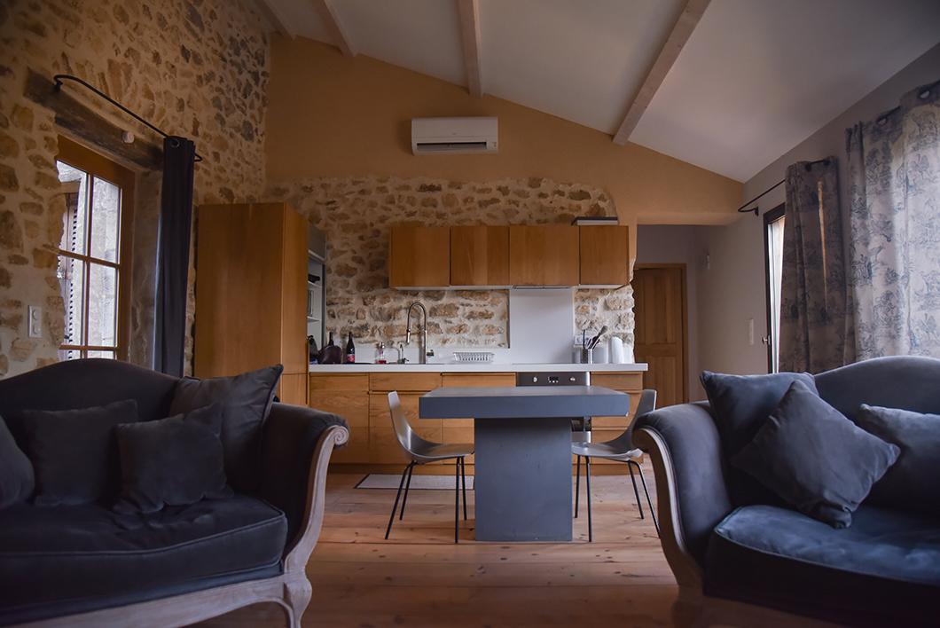 Gîtes du Domaine de Gressac, hébergement en Provence Occitane