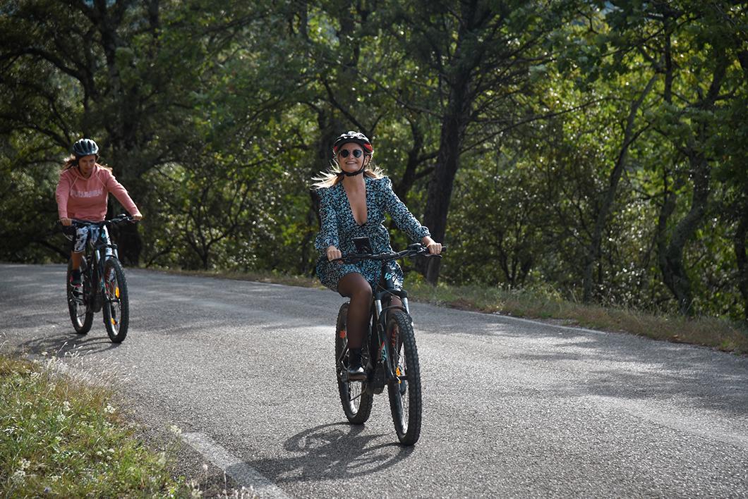 Découvrir la Provence Occitane à vélo