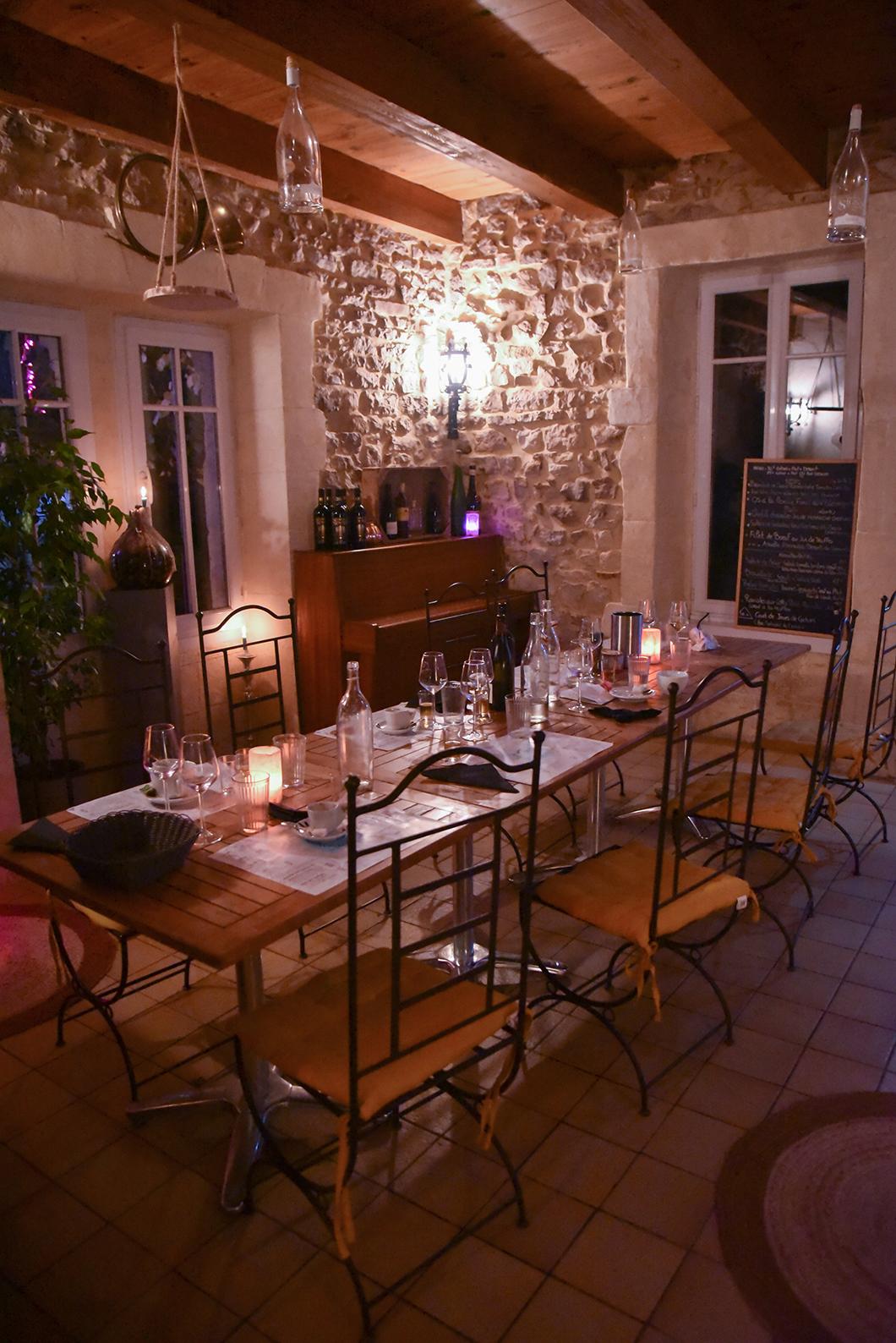 Les meilleurs restaurants de Provence Occitane : Mas du Bélier