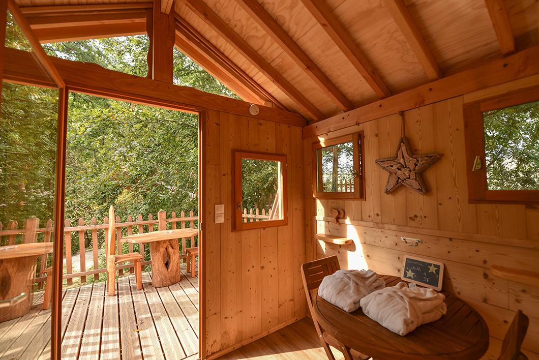 Notre cabane au Bois de Rosoy