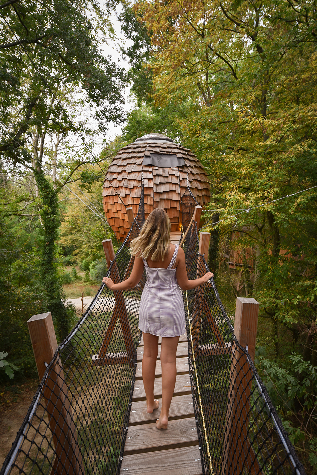 Séjour insolite au Bois de Rosoy à proximité de Paris