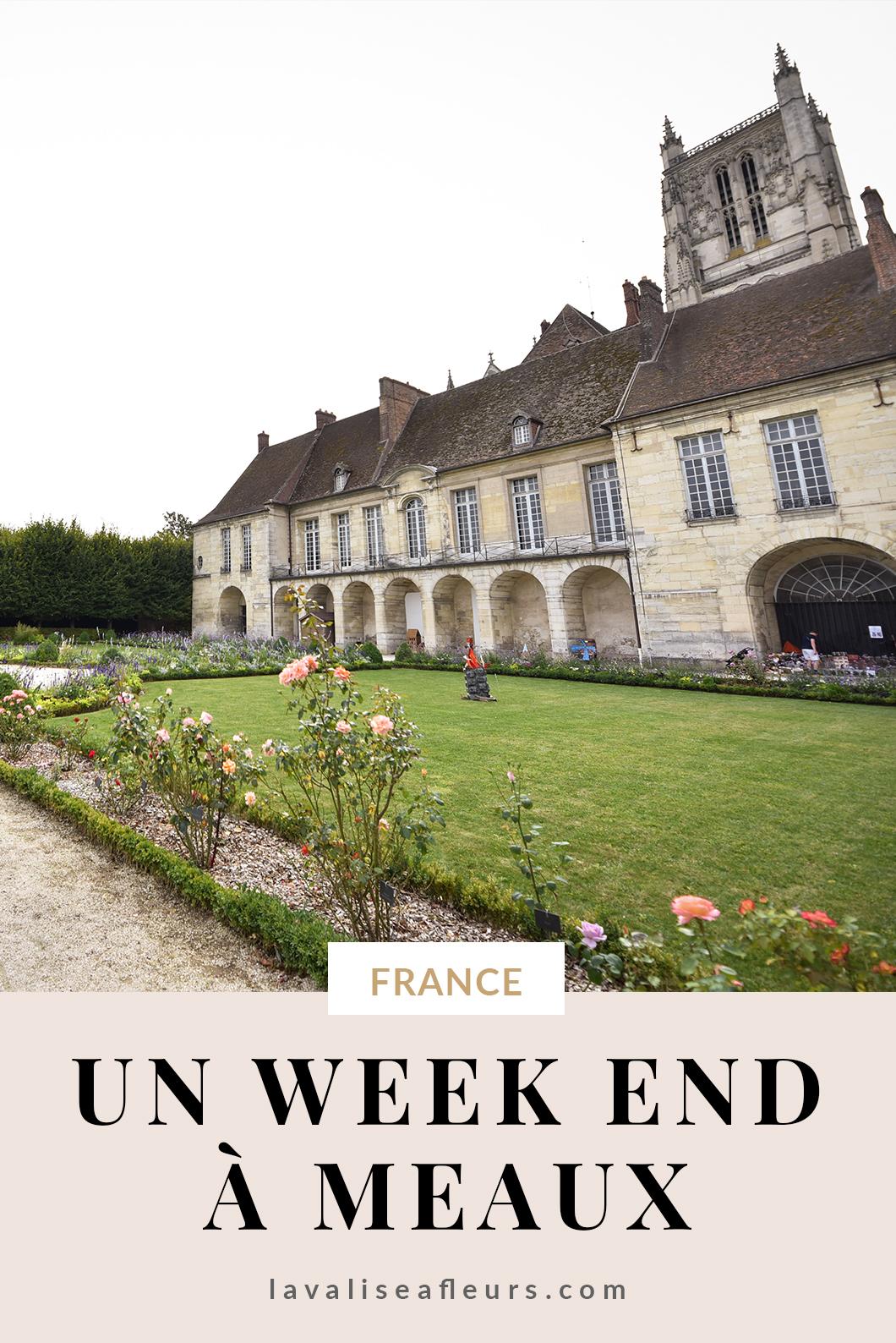 Guide d'un week end à Meaux en France