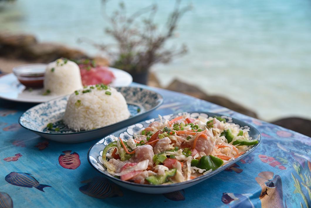 Chez Tara, le meilleur restaurant de Huahine