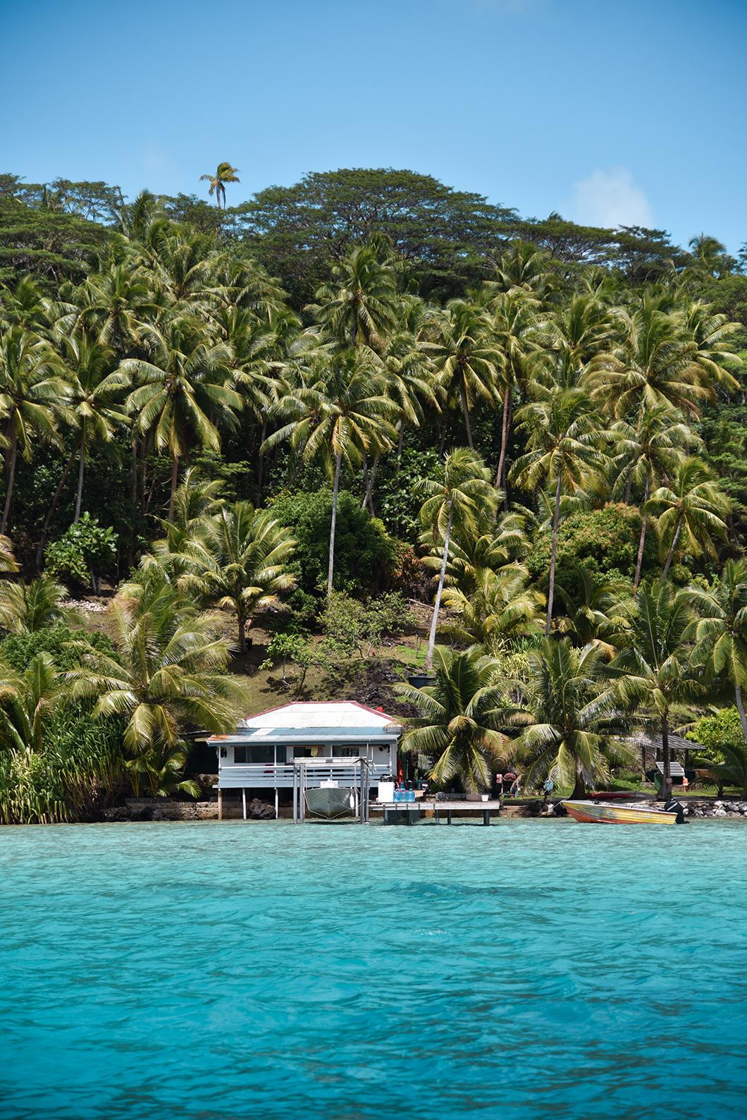 Que faire en Polynésie Française ? Découverte du lagon de Huahine