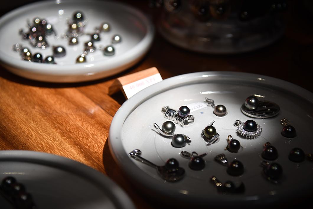 Fabrication de perle à Ferme perlière de Peter Owen