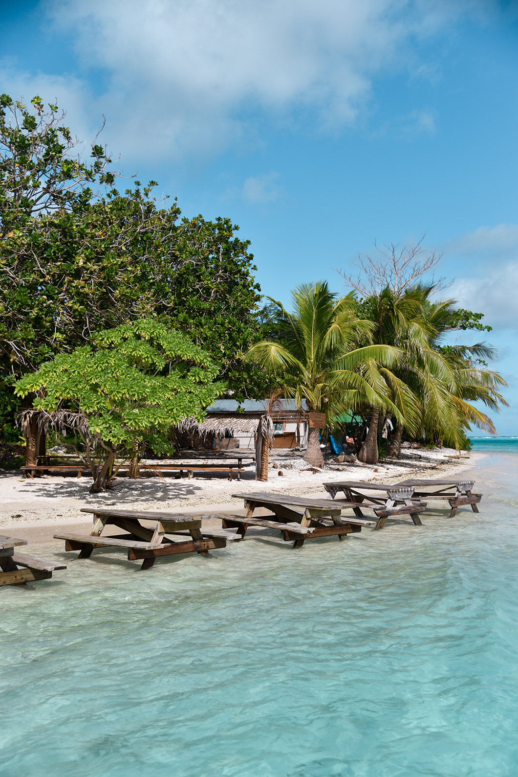 Excursion «pique nique» à Huahine en Polynésie Française