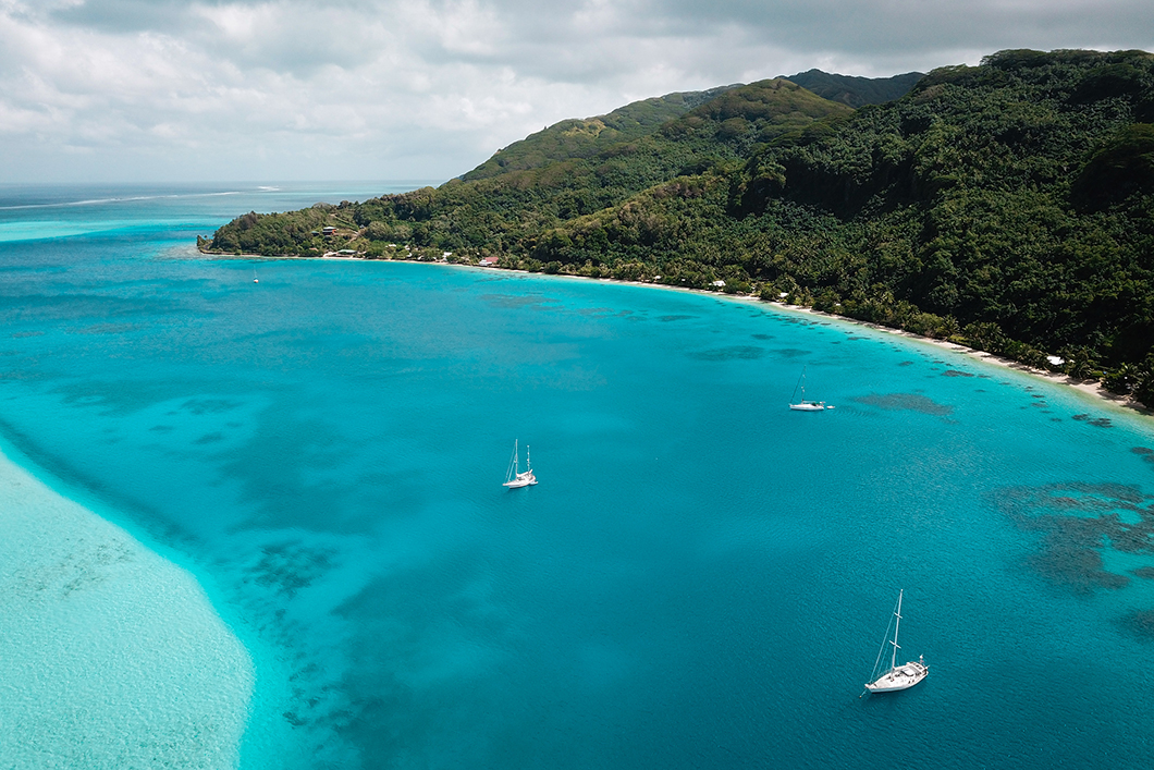 Huahine, incontournable en Polynésie Française