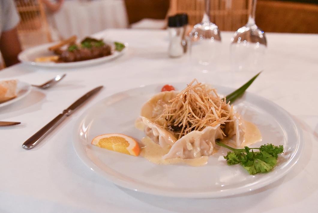 Les meilleurs restaurants de Huahine, Le Mahana