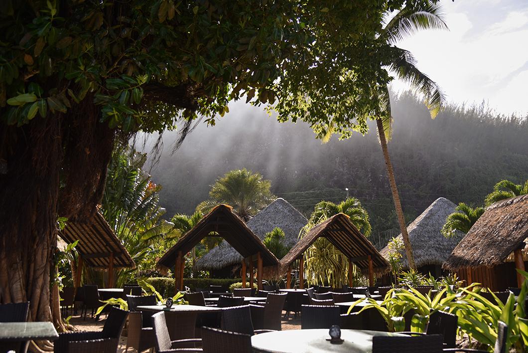 Les plus beaux hôtels de Moorea, Le Mahana