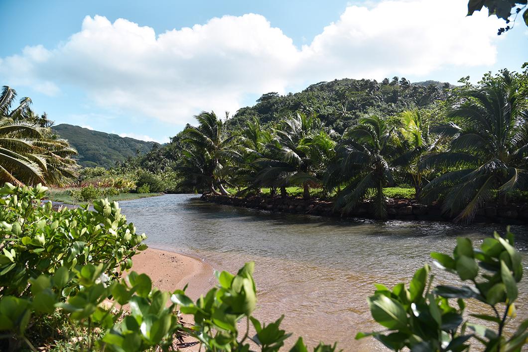 Tour de l'île de Huahine