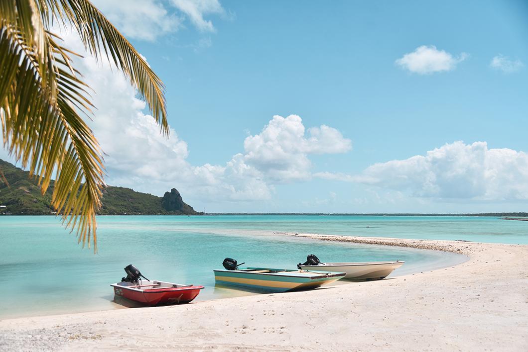 Maupiti, incontournable en Polynésie Française