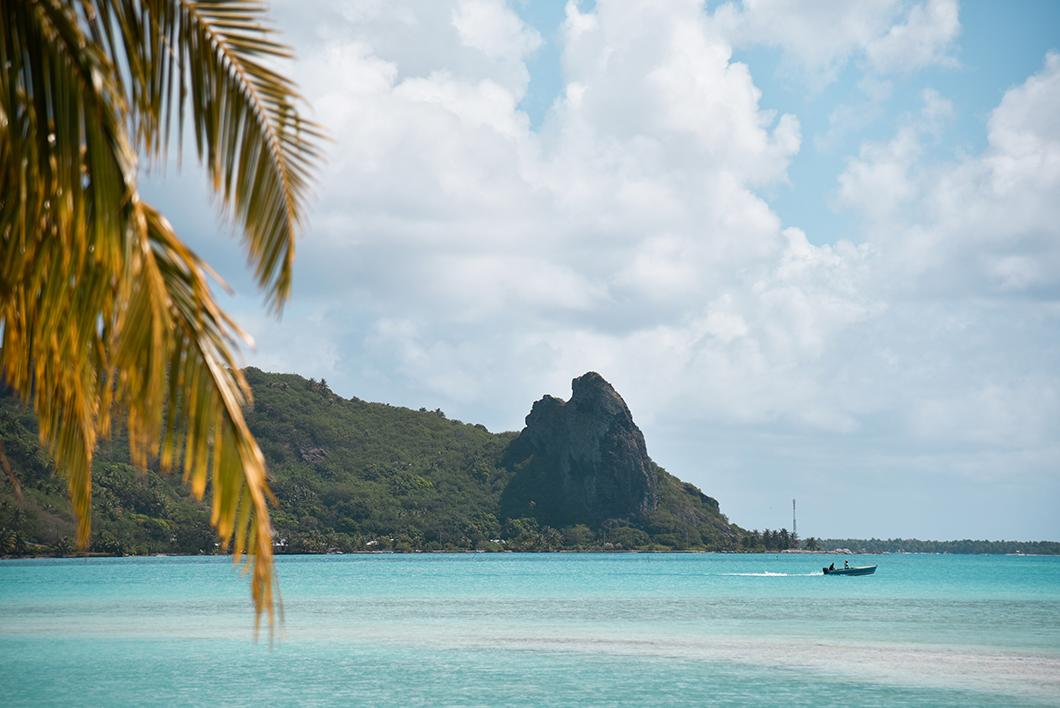 Voyage de noce en Polynésie Française à BMaupiti