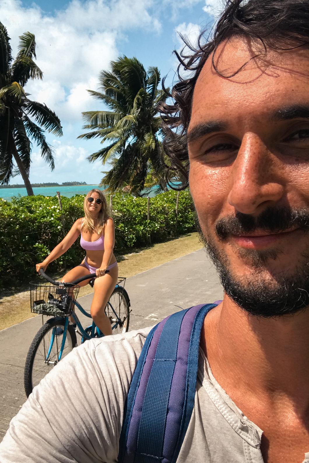 Louer des vélos à Maupiti en Polynésie Française