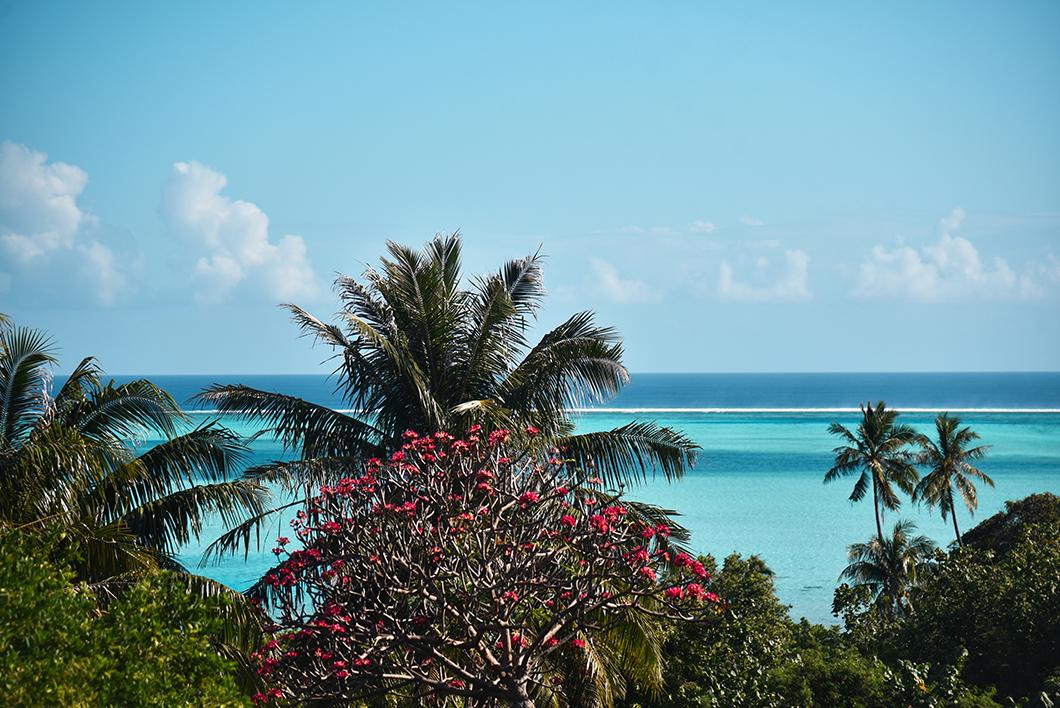 Les plus beaux points de vue de Maupiti