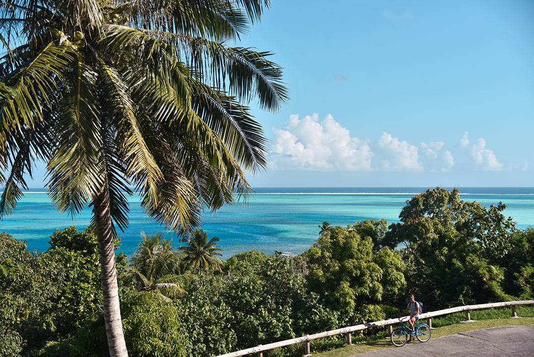Les plus beaux endroits de Maupiti