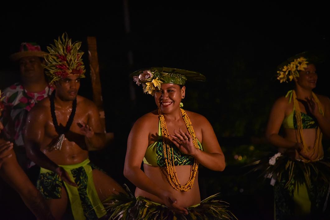 Que faire à Taha'a ? Spectacle de danses polynésiennes