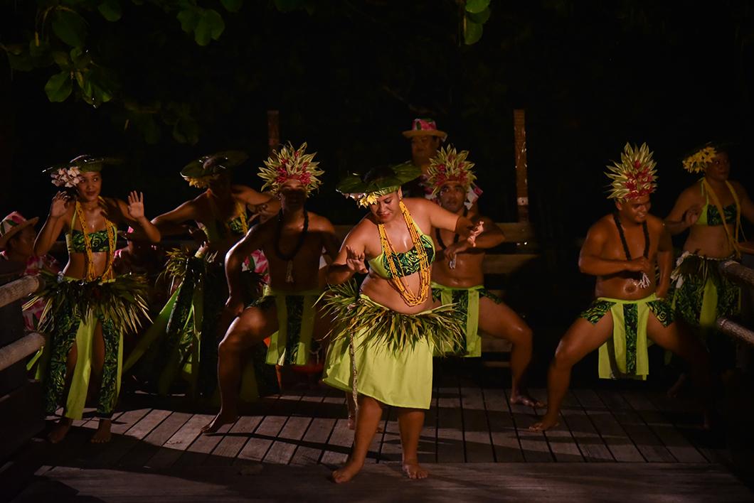 Soirée Polynésienne au Taha'a Island Resort and Spa