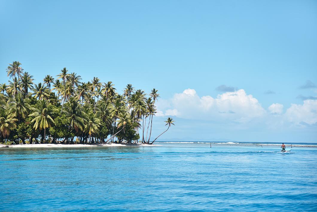 Découvrir le lagon de Taha'a en bateau, activité incontournable